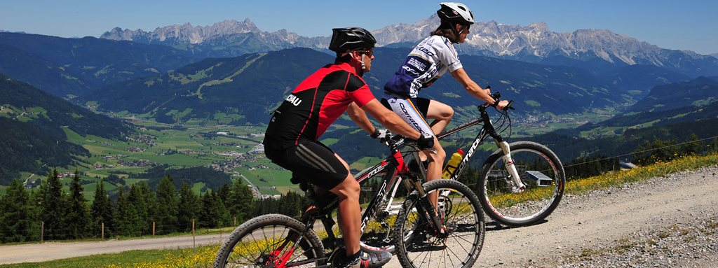 Mountainbike Touren Flachau