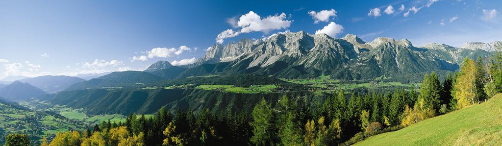 Mountainbike Region Schladming Dachstein
